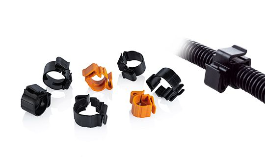 Cable fasteners as a lighter and more cost-effective alternative to metal solutions.