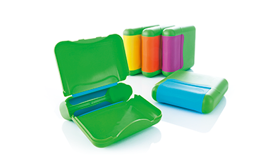 Sandwich containers.